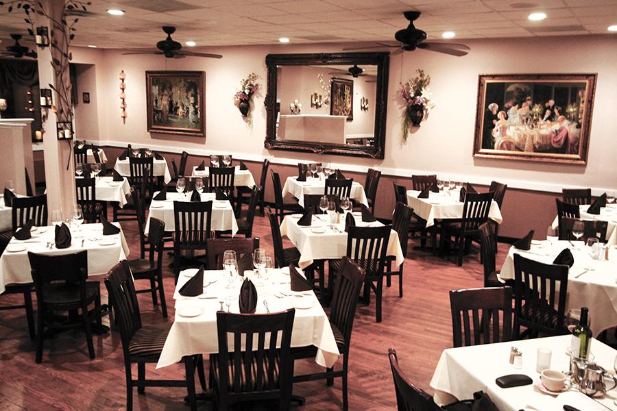 Italian Restaurant Lyndhurst Gelone Lasoni Byob